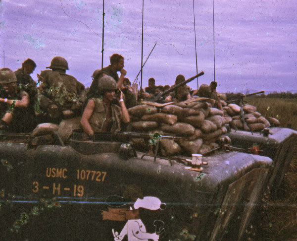 Alpha Co. 1st BN 1st Marines